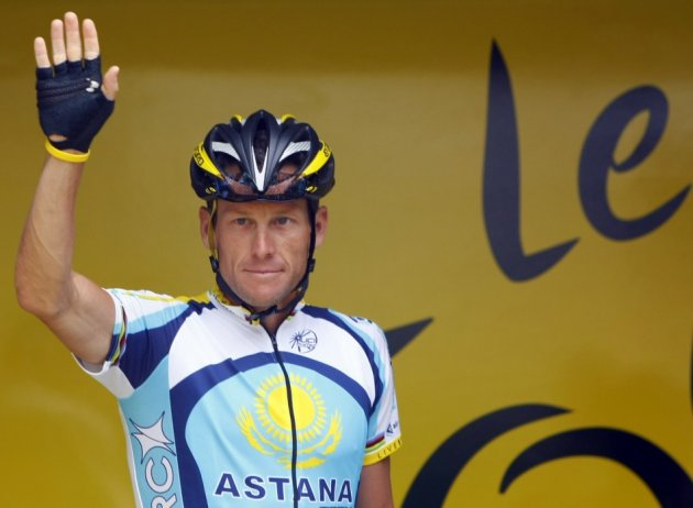 Lance Armstrong has been stripped of all seven of his Tour de France Titles (Reuters)