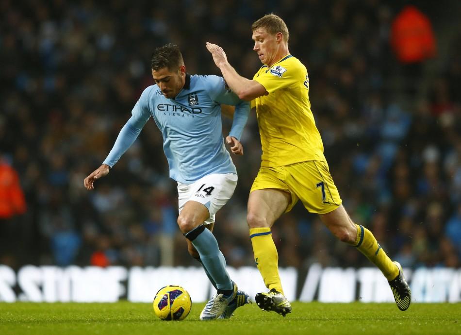 Manchester City v Reading