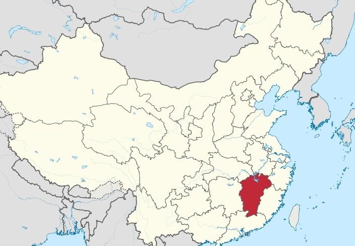 Jiangxi province