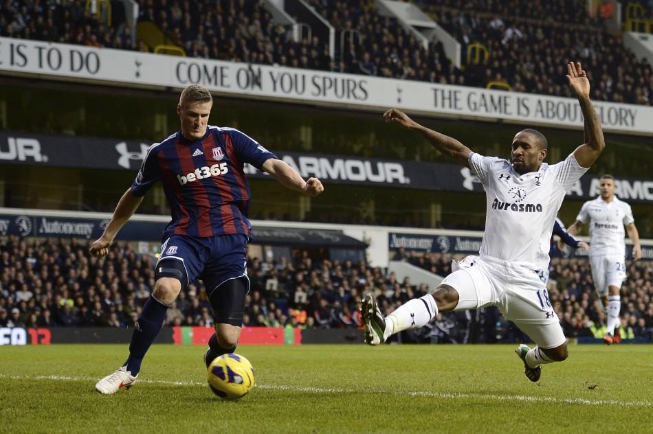 Tottenham v Stoke City