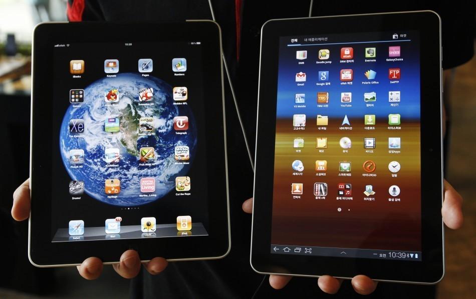 Samsung Apple Patent Wars