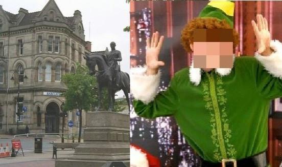 Elves arrested in Wolverhampton
