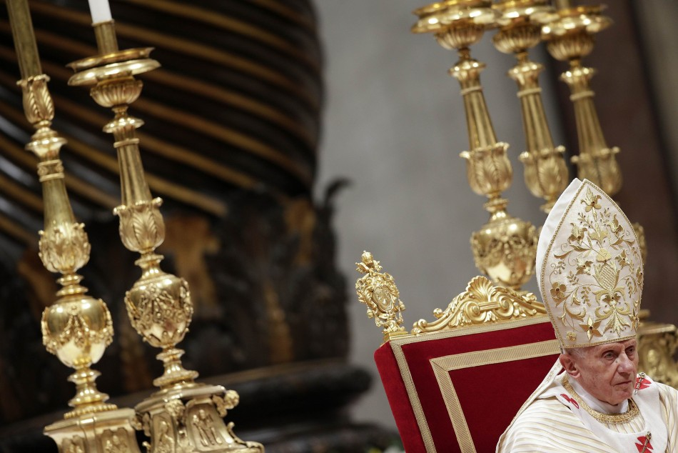 Saint Peters Basilica at the Vatican