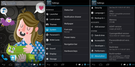 Galaxy Ace S5830 Gets Android 4.1.2 Jelly Bean Update with PACman ROM [How to Install]