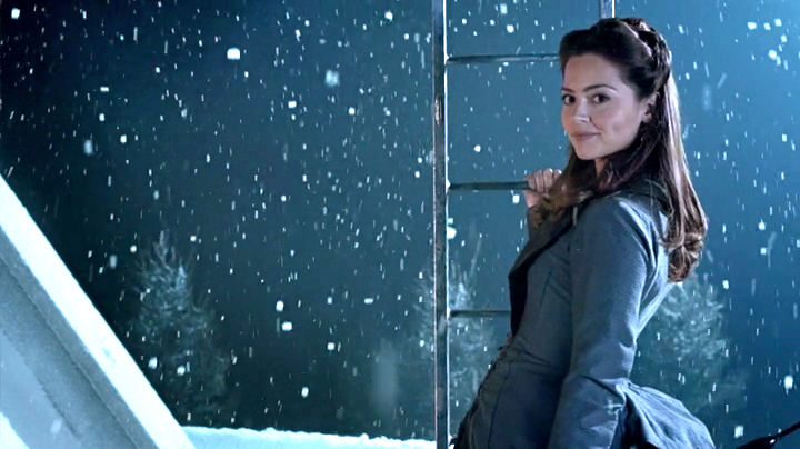 Doctor Who Christmas Special Review - The Snowmen