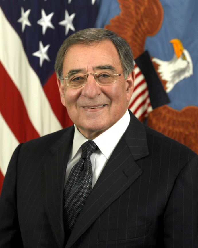 U.S. Defense Secretary Leon Panetta