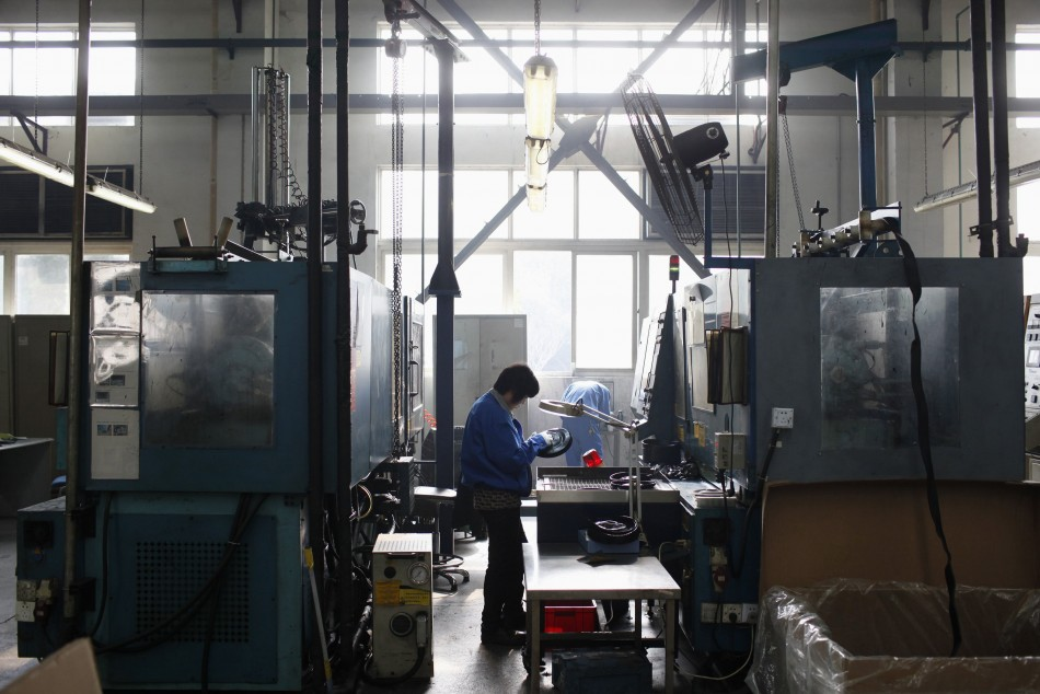China's industrial profits rise in November