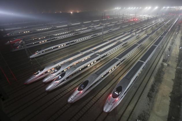 China Railway High-speed