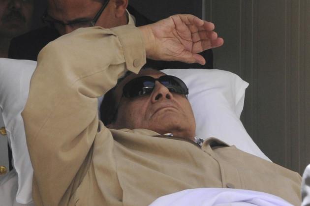 Hosni Mubarak hospital