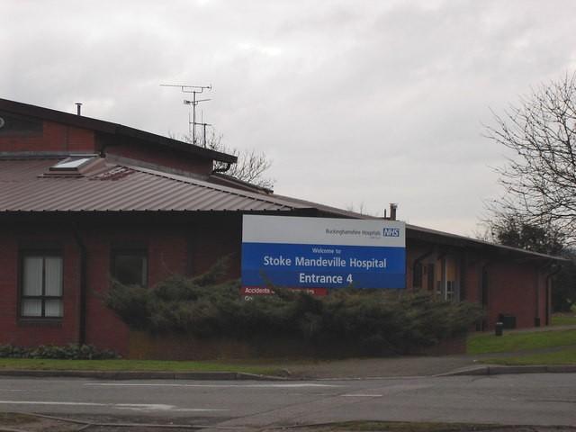 Stoke Mandaville hospital