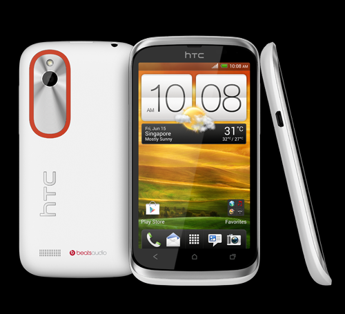 Root HTC Desire V Running Stock Android 4.0.3 [Guide]