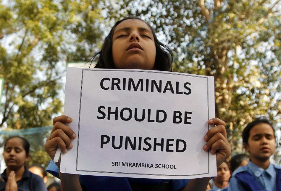 New Delhi Gang Rape peaceful protests