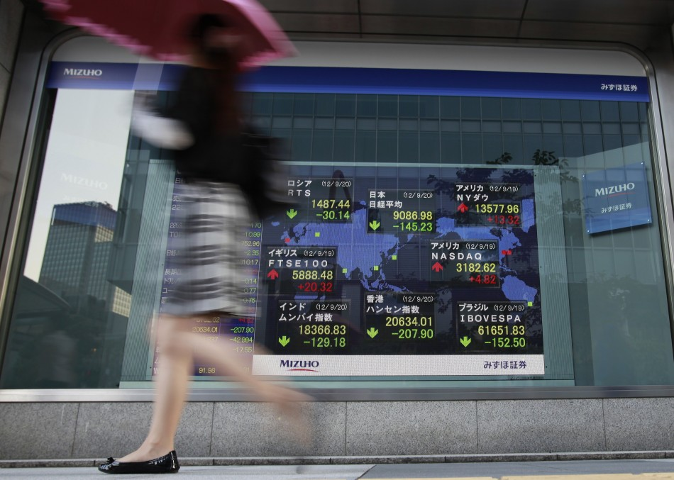 Chinese stocks gain on improved PMI