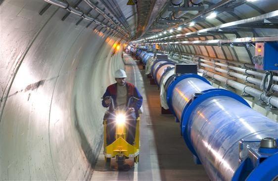 Getting around the LHC