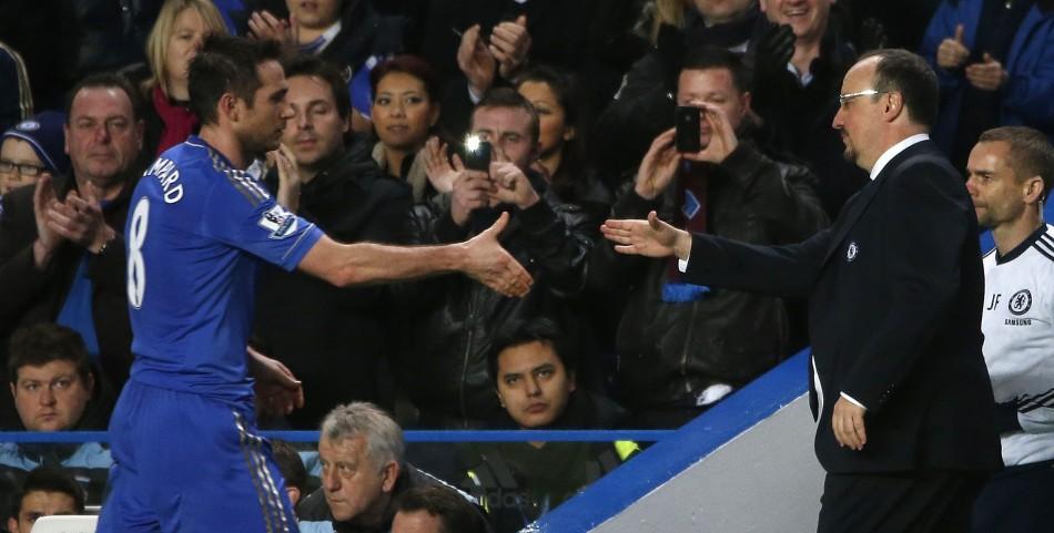 Lampard - Benitez