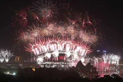 Sydney New Years Eve