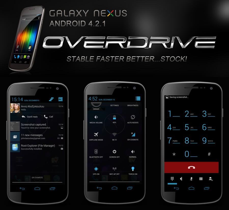 Galaxy Nexus GT-I9250