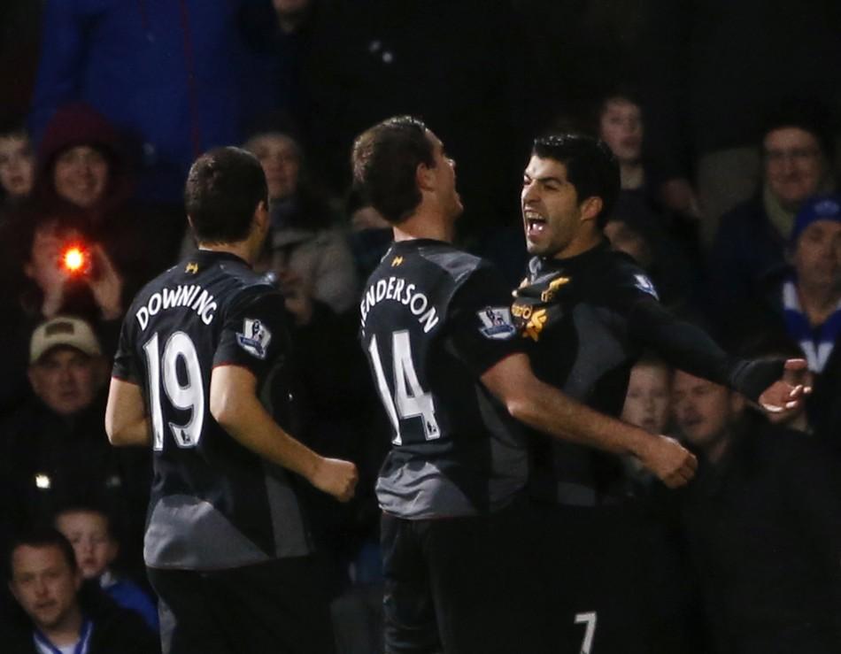 QPR v Liverpool