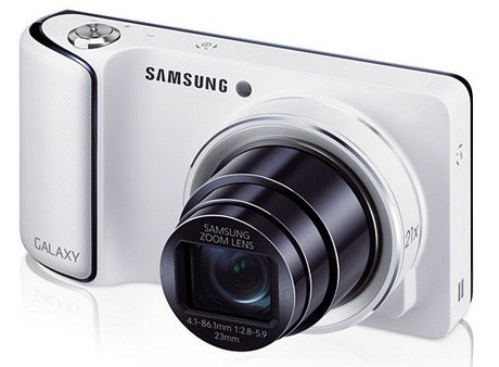Samsung Galaxy Camera Gets XXBLL7 Android 4.1.2 Official Firmware [How to Install]