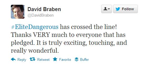 David Braben Twitter