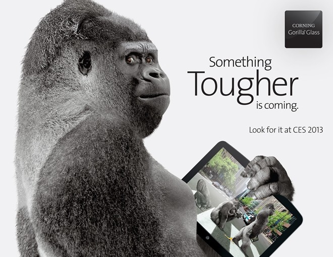 CES 2013: Corning to Debut Gorilla Glass 3
