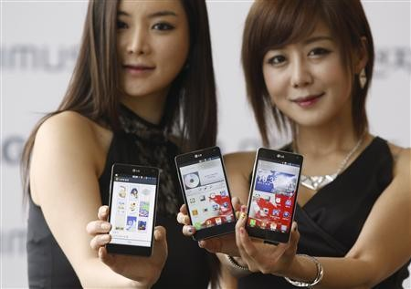 LG Optimus G2 to be unveiled at CES 2013