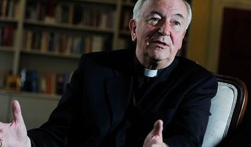 Archbishop Vincent Nicholas