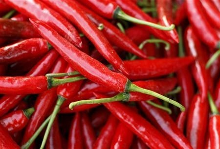 The Widowmaker is more than 200 times hotter than a jalapeno and can cause mouth blisters and burns.