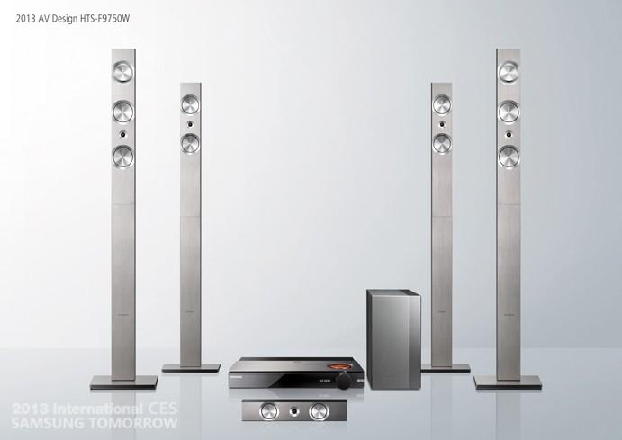 CES 2013: Samsung Announced New Digital Audio Line-Up