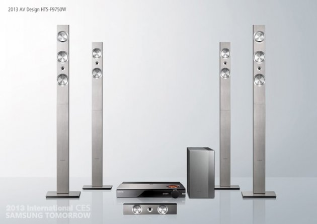 CES 2013: Samsung Announces New Audio Line-Up