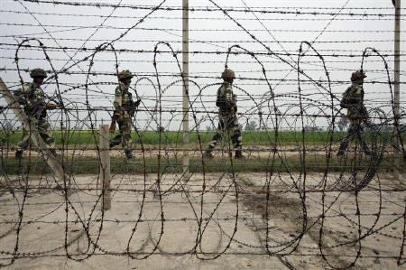 India Pakistan Border Dispute Kills One