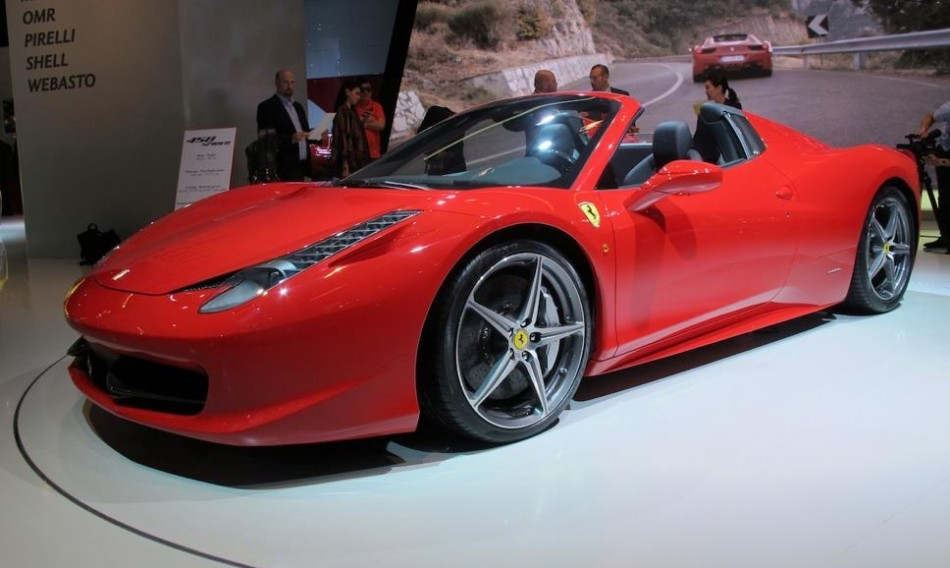 Only 248 Italians bought a Ferrari last year and just 115 Maseratis were sold in Italy last year.