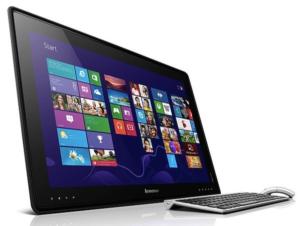 CES 2013: Lenovo Announces 27in Windows 8-Powered IdeaCentre Horizon Table PC