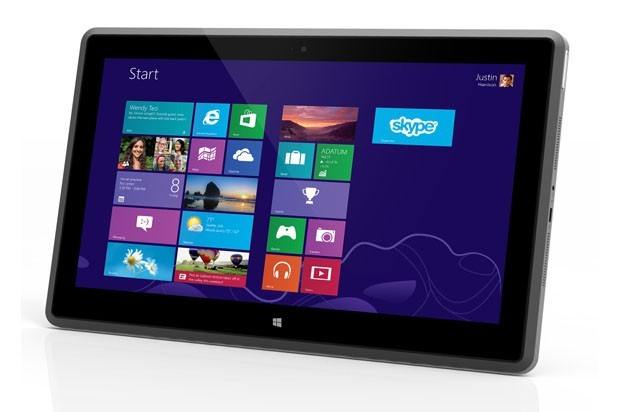 CES 2013: Vizio Unveils its First Windows 8 Powered Tablet PC
