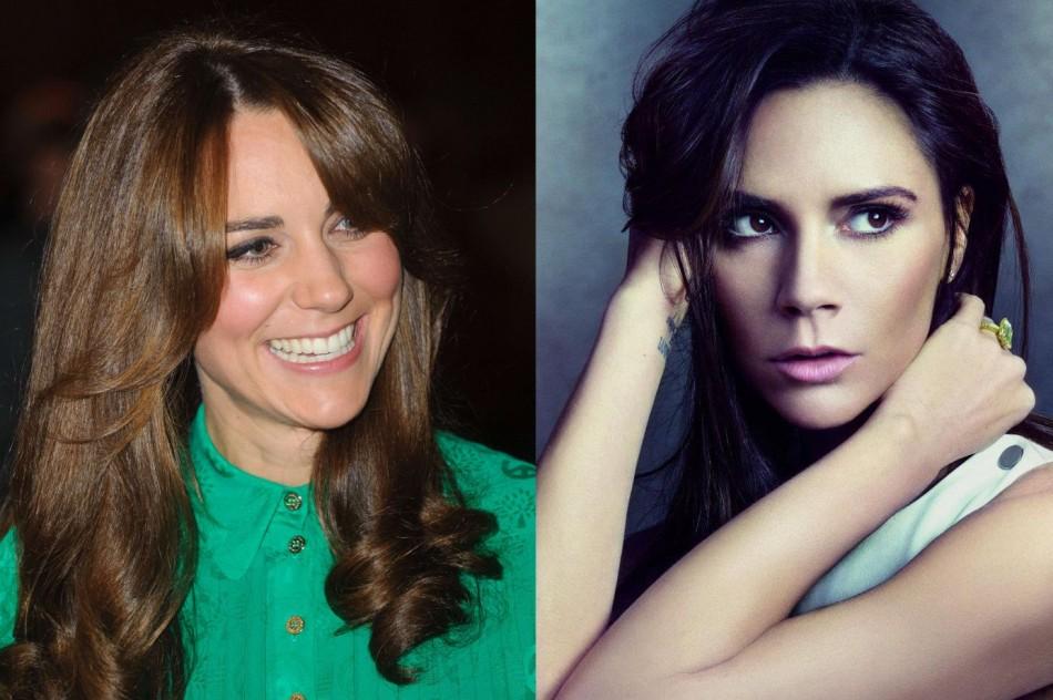 Victoria Beckham to create Kate Middleton's pregnancy wardrobe?