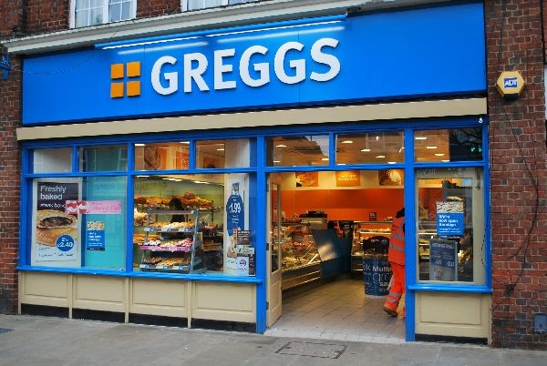 Colin Gregg helped make Gregg's a high-street favourite