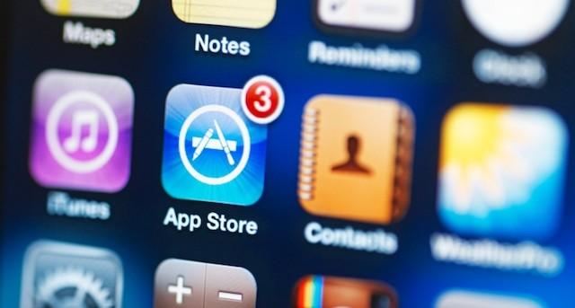 iOS App Store Apple iphone