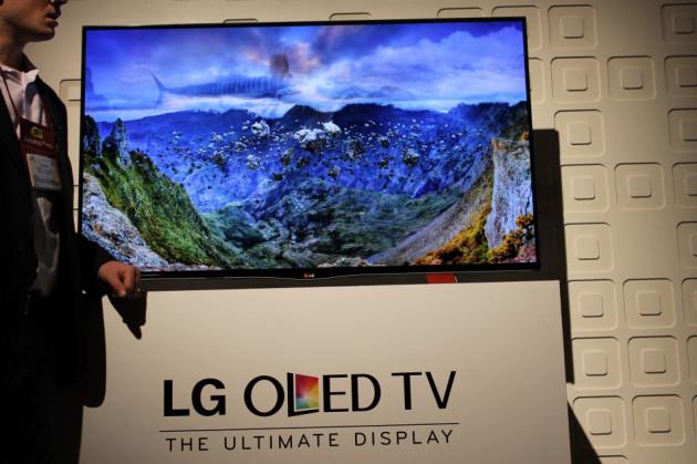 LG's 55in OLED