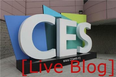 CES 2013: Live Blog