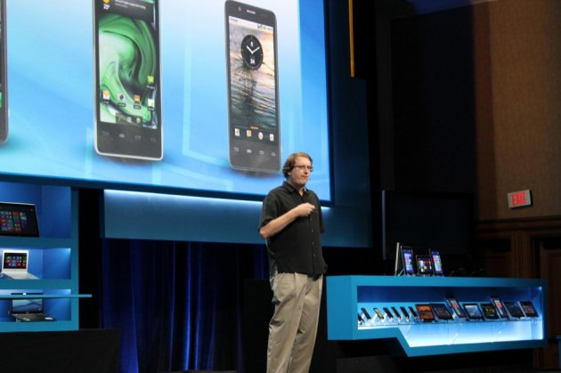 Intel Lexington Smartphone Platform