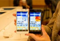 CES 2013 Huawei Ascend