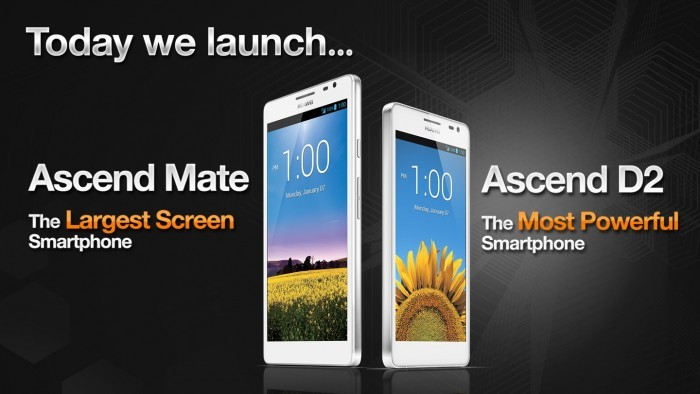 Huawei CES Ascend