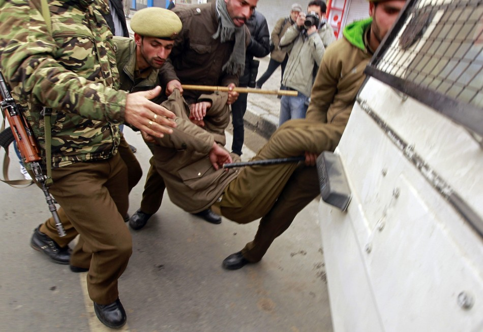 India-Pakistan conflict over Kashmir