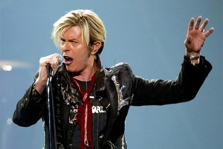 David Bowie has sold more than 130m albums worldwide (Reuters)
