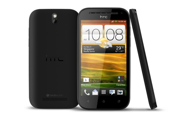 CES HTC One S Android