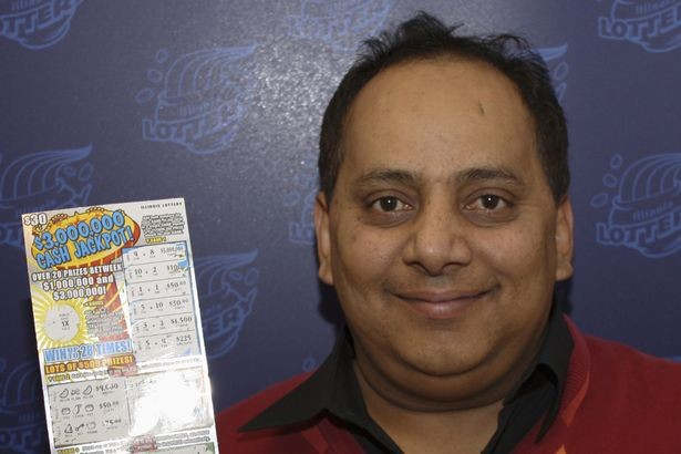 Lottery winner Urooj Khan died after ingesting cyanide (Illinois Lottery)