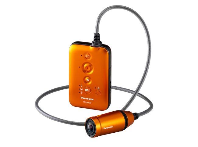 Panasonic HX-A100 CES wearable