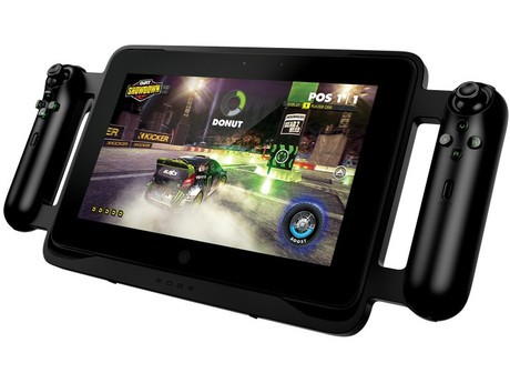 Razer Edge tablet CES