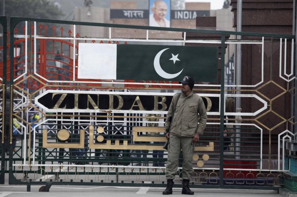 Indo-Pak border tensions