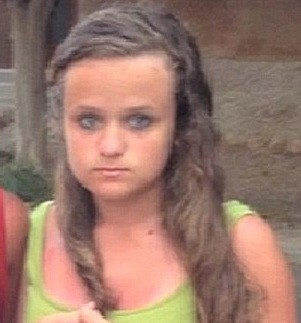 """13-year-old Wiktoria Was has been described as a """"flawless angel"""" (Facebook)"""